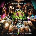 Triple C's - Narcotics mixtape cover art