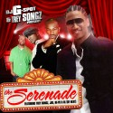 The Serenade (Hosted by Trey Songz) mixtape cover art