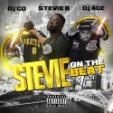Stevie On The Beat Vol. 1 mixtape cover art