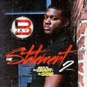 B-Jay - The Statement 2 mixtape cover art