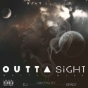 B-Jay Banks - Outta Sight, Outta Mind mixtape cover art
