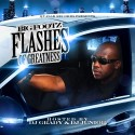 Big Footz - Flashes Of Greatness mixtape cover art