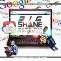 Big Shane - #GoogleMe2 mixtape cover art
