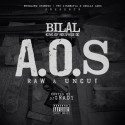 Bilal - A.O.S. (Raw & Uncut) mixtape cover art