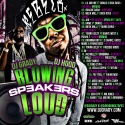 Blowing Speakers Loud mixtape cover art
