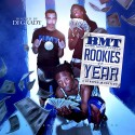 BMT - Rookies Of Da Year (3 Stripes Edition) mixtape cover art