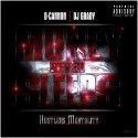 D-Cannon - Money Never Sleeps (Hustlers Mentality) mixtape cover art