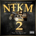DeeMoney - Now They Know Me 2 mixtape cover art