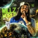 Dre Willz - Willz World mixtape cover art