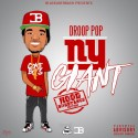 Droop Pop - N.Y. Giant mixtape cover art