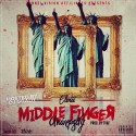 Eboiii - Middle Finger University mixtape cover art