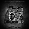 Hip Hop Fix mixtape cover art