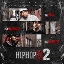 Hip Hop Fix 2 mixtape cover art