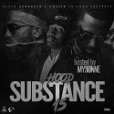 Hood Substance 15 (Hosted By Mysonne) mixtape cover art
