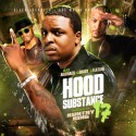 Hood Substance 17 mixtape cover art