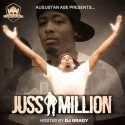 Juss A Million - Juss A Million mixtape cover art