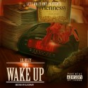 Lil Riley - The Wake Up mixtape cover art