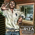 Lil Riza - #IDoDiss mixtape cover art