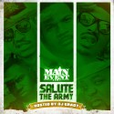 Main Event Army - Salute The Army mixtape cover art