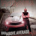 Marquis - Above Average mixtape cover art
