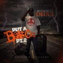 Midknite Deuce - Put A Beat On 2 mixtape cover art