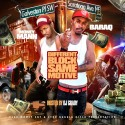Money Mann & Baraq - Different Block, Same Motive mixtape cover art