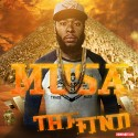 Musa - The Find mixtape cover art