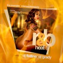 R&B Heat (Hosted By Ms DMV Finest) mixtape cover art