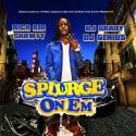 Rich Kid Shawty - Splurge On Em mixtape cover art