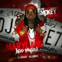 Smokey Montana - M.A.N. (Maryland Ass Nigga) mixtape cover art