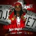 Smokey Montana - M.A.N. (Maryland Ass Nigga) mixtape cover art