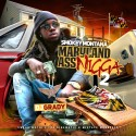 Smokey Montana - Maryland Ass Nigga 2 mixtape cover art