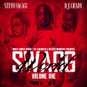 SteVo Swagg - Swagg World mixtape cover art