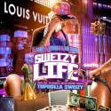 Topdolla Sweizy - The Sweizy Life mixtape cover art