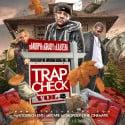 Trap Check 2 mixtape cover art