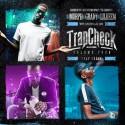 Trap Check 4 mixtape cover art
