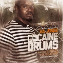 VA Jones - Mr. Cocaine Drums mixtape cover art