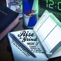 Will T - Rise & Grind Chapter 1 mixtape cover art