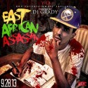 Y-O - East African Assassin mixtape cover art