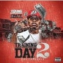 Young Cpatt - Training Day 2  mixtape cover art