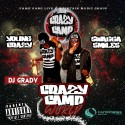 Young Crazy & Swagga Smiles - Crazy Camp World mixtape cover art