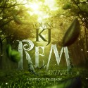 Young KJ - R.E.M (Rapid Eye Movement) mixtape cover art
