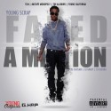 Young Scrap - Faded Ambition mixtape cover art