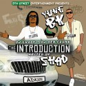 Yung BK - The Introduction (Hosted By Rich Kid Shawty) mixtape cover art