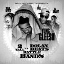 Yung Gleesh - 2 Tall Vs Dolan Beats (Battle Of The Bands) mixtape cover art