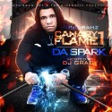 Yung Rahz - Canary Flame 1 (Da Spark) mixtape cover art