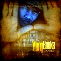Yung Booke - City On My Back mixtape cover art