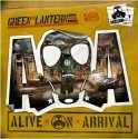 Alive On Arrival mixtape cover art