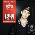 Emilio Rojas - Breaking Point mixtape cover art