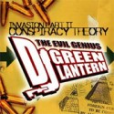 Invasion Pt. II/Conspiracy Theory mixtape cover art